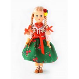 Góralka 40 cm lalka polska