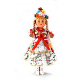 Krakowianka Panna Młoda 40 cm lalka polska